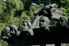 POMNIK PIWNICY POD BARANAMI, 2000, fragment