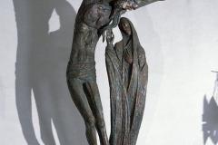 PIETÀ, 1978, bronze, Nowy Sącz Zawada