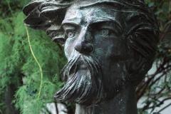 STANISŁAW WYSPIAŃSKI, 1981, bronze