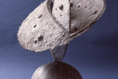 THE BIRTH OF A PLANET, 1969, bronze